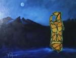 Obras de arte: America : México : Nuevo_Leon : Apodaca : Noche de colores