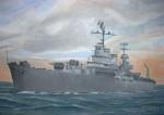 Obras de arte: America : Argentina : Buenos_Aires : Capital_Federal : Crucero Gral. Belgrano