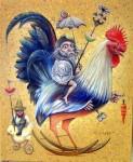 Obras de arte: America : Cuba : La_Habana : Vedado : el caballero de la triste figura