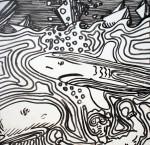 Obras de arte: America : México : Chiapas : Tapachula : Fishing
