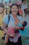 Obras de arte: America : Nicaragua : Esteli : Estelí_Estelí : Miliciana seguanda edicion'
