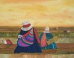 Obras de arte: America : Colombia : Distrito_Capital_de-Bogota : bogota_dc : Las Segadoras