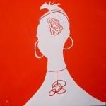 Obras de arte: Europa : Espa�a : Catalunya_Barcelona : Begues : Ady05angel