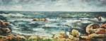 Obras de arte: Europa : España : Euskadi_Bizkaia : Bilbao : Mar encrespado