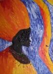 Obras de arte: Asia : Bahrein : Juzur_Hawar : juffair : gemela  africana I