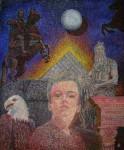 Obras de arte: Europa : Rusia : Moscow : Moscow_ciudad : Felipe, Moses, Falconet...