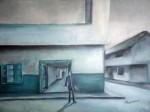 Obras de arte: America : Colombia : Distrito_Capital_de-Bogota : Bogota : HOMBRE EN LA CALLE