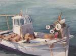 Obras de arte: America : Argentina : Santa_Fe : Rosario : Barca