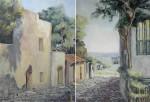 Obras de arte: America : Argentina : Santa_Fe : Rosario : Camino de ilusiones
