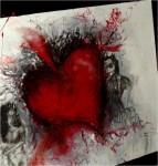 Obras de arte: America : México : Jalisco : zapopan : con el corazón