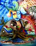 Obras de arte: America : Venezuela : Anzoategui : anzoátegui : EN MIS PENSAMIENTOS