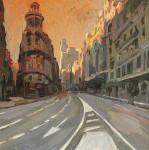 Obras de arte: Europa : España : Castilla_y_León_Burgos : burgos : Gran Vía, Madrid