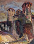 Obras de arte: Europa : España : Castilla_y_León_Burgos : burgos : Castillo Sigüenza