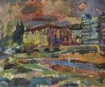 Obras de arte: Europa : España : Castilla_y_León_Burgos : burgos : Puente S. Pablo