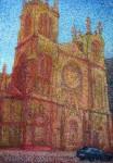 Obras de arte: Europa : Rusia : Moscow : Moscow_ciudad : Gijon. Iglesia San Lorenzo