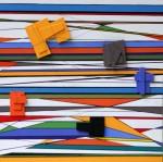 Obras de arte: America : Argentina : Buenos_Aires : Cuidad_Aut._de_Buenos_Aires : distorsion