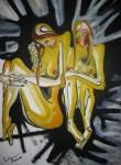 Obras de arte: America : Argentina : Santa_Fe : Rosario : Ahuecándonos