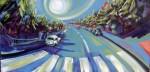 Obras de arte: Europa : España : Andalucía_Málaga : Rincón_de_la_Victoria : Abbey road, uno de esos lugares legendarios donde se produjo un big bang de creatividad casi sin límites, aún sigo conociendo cosas nuevas de The Beatles para mí, lo hicieron prácticamente todo, son para la música lo que Picasso para la pintura, si no opi