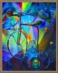 Obras de arte: Europa : Bielorrusia : Vitsyebsk : Artistas : Abstract. Childhood.