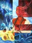 Obras de arte: Europa : España : Valencia : valencia_ciudad : cristales de colores