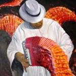 Obras de arte: Europa : España : Valencia : valencia_ciudad : rey acordeonero