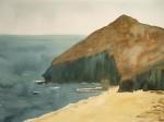 Obras de arte: Europa : España : Andalucía_Jaén : Cazorla : Playa de los Muertos