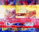 Obras de arte: America : Brasil : Sao_Paulo : Sao_Paulo_ciudad : Mamaé do Peixe