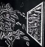 Obras de arte: Europa : España : Valencia : Burjassot : Double cosmovisiòn