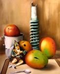 Obras de arte: America : Cuba : La_Habana : Vedado : st.9