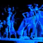 Obras de arte: Europa : Alemania : Nordrhein-Westfalen : erwitte : Baile nocturno