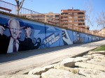 Obras de arte: Europa : España : Catalunya_Lleida : Lleida_ciudad : Suicida x 2
