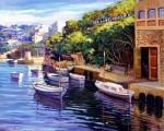 Obras de arte: Europa : España : Islas_Baleares : palma_de_mallorca : Caló d´en Boira (Mallorca)