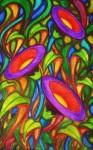 Obras de arte: America : México : Jalisco : Guadalajara : Flores de mi paraiso.