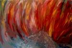 Obras de arte: Europa : España : Melilla : Melilla_ciudad : Mi fuego