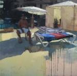 Obras de arte: Europa : España : Madrid : Madrid_ciudad : A la sombra