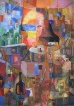 Obras de arte: Europa : Rusia : Moscow : Moscow_ciudad : Irina Palazhchenko