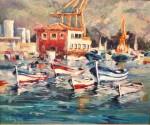 Obras de arte: Europa : España : Murcia : cartagena : Puerto de Santa Lucia