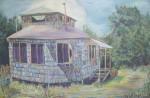 Obras de arte: America : Chile : Region_Metropolitana-Santiago : pirque : Casa de Chiloé