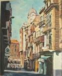 Obras de arte: Europa : España : Murcia : cartagena : Calle del Cañon