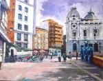 Obras de arte: Europa : España : Murcia : cartagena : Plaza de Jose Maria Artes