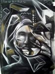 Obras de arte: America : México : Veracruz-Llave : POZA_RICA_ : SUBCONCIENTE(LA ABSTRACCION DE LOS BRUTOS)