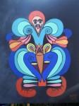 Obras de arte: America : Puerto_Rico : San_Juan_Puerto_Rico : GUAYANILLA : CLOWN
