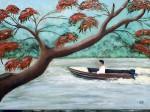 Obras de arte: America : Puerto_Rico : San_Juan_Puerto_Rico : GUAYANILLA : FLAMBOYAN