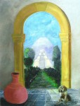 Obras de arte: America : Puerto_Rico : San_Juan_Puerto_Rico : GUAYANILLA : HACIENDA EN MEXICO