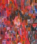 Obras de arte: Europa : Rusia : Moscow : Moscow_ciudad : Irina Cubistica