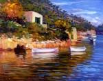 Obras de arte: Europa : España : Islas_Baleares : palma_de_mallorca : Caló d´en Boira 2