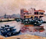 Obras de arte: Europa : España : Murcia : cartagena : Darsena del club nautico