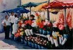 Obras de arte: Europa : España : Murcia : cartagena : Mercado de flores