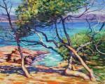 Obras de arte: Europa : España : Islas_Baleares : palma_de_mallorca : Bahia de Pollensa  (Mallorca)