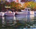 Obras de arte: Europa : España : Islas_Baleares : palma_de_mallorca : Reflejos